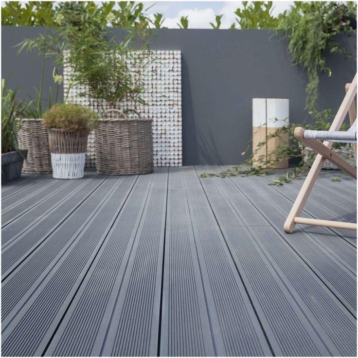 Terrassendielen Grau In 2020 Terrassendielen Terrasse Bepflanzen Garten Terrasse