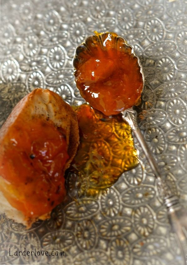 apricot and lavender jam | Condiments | Pinterest