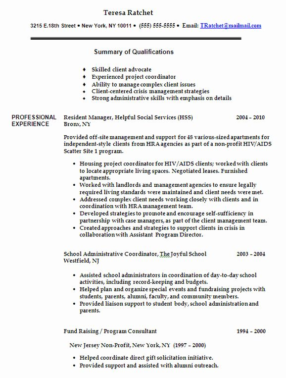 20 Patient Care Coordinator Job Description Resume With Images
