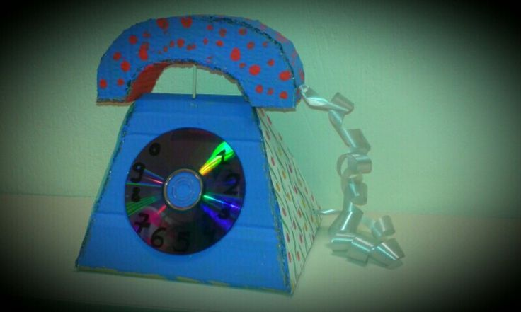 Telephone craft!