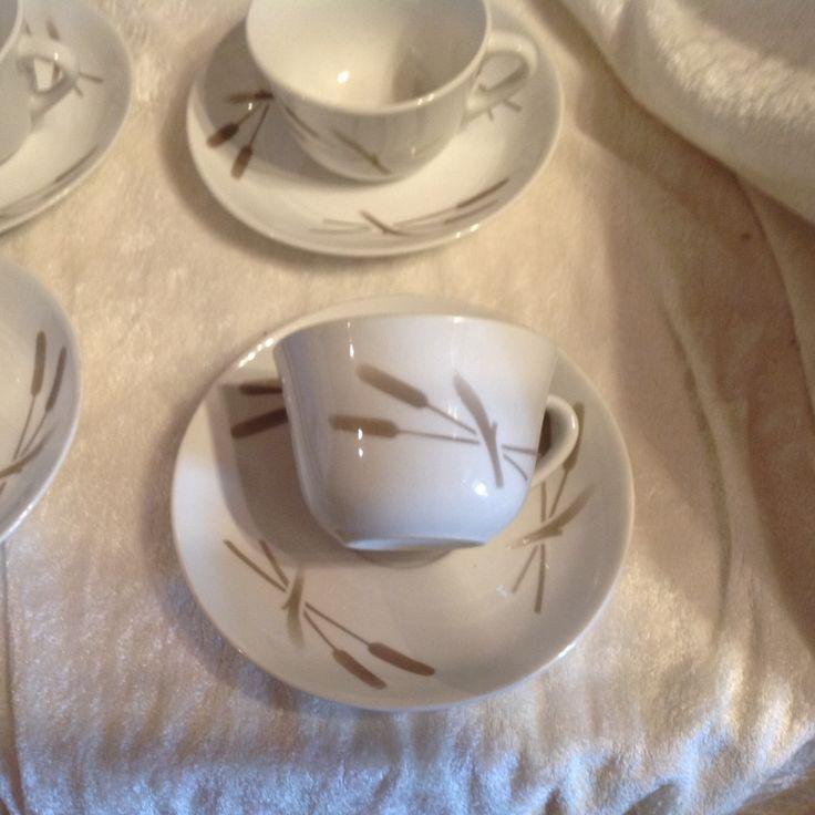 Arabia - Puhalluskoriste - Kahvikuppi - Retro 1950-luku - Huuto.net