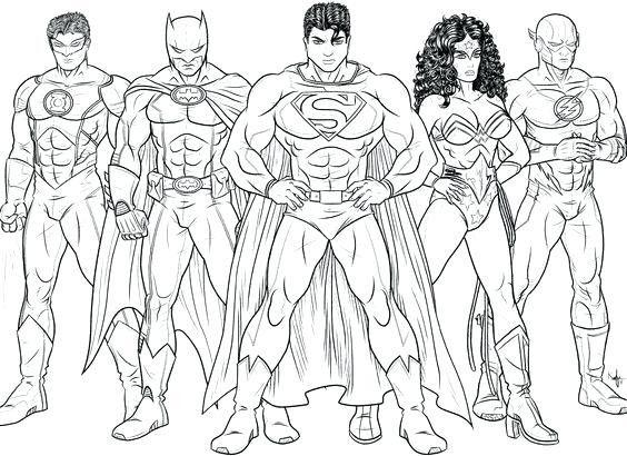 Pagina Para Colorear Liga De La Superheroes La Para Dibujos Para Imprimir Y Co Spiderman Dibujo Para Colorear Superheroes Para Colorear Avengers Para Colorear
