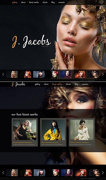 J Jacobs Moto CMS HTML Templates by Dan