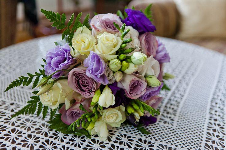 Lila esküvő – Virágalkotóra