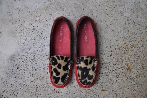 Warhol A/W2012  Leopardo + Colour  Mocasines
