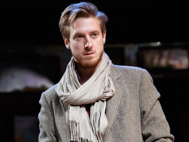 Arthur Darvill and Joanne Christie in Once: Show Photos — Arthur Darvill aka Rory Williams. Squee!!!!