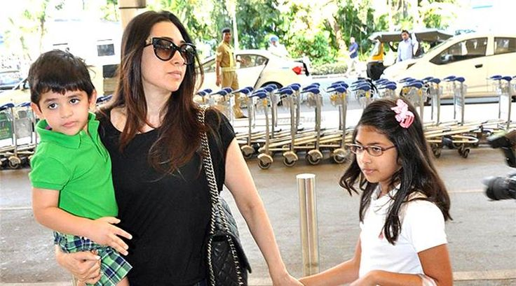 PIC: Karisma Kapoor goes to Disneyland with her kids , http://bostondesiconnection.com/pic-karisma-kapoor-goes-disneyland-kids/,  #PIC:KarismaKapoorgoestoDisneylandwithherkids
