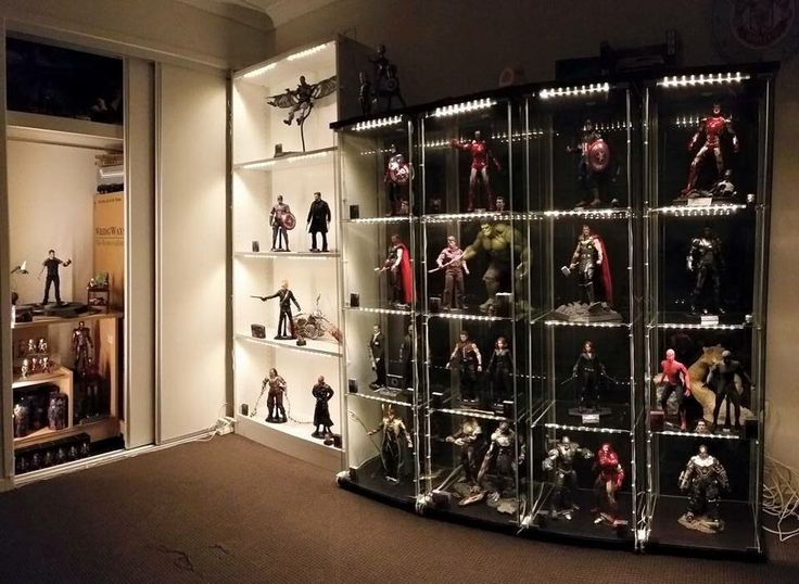 1000 images about collectible displays on pinterest action figure display transformers. Black Bedroom Furniture Sets. Home Design Ideas