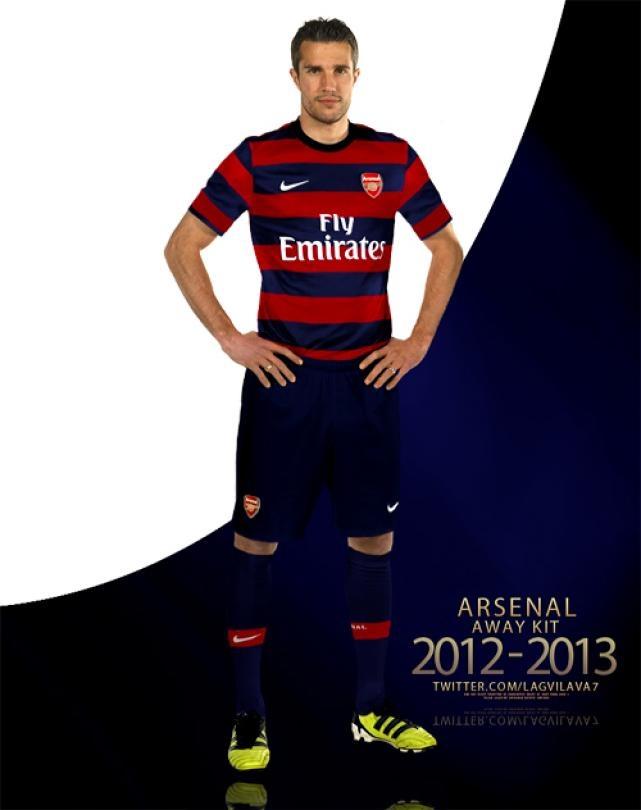 Away kit 2012/2013