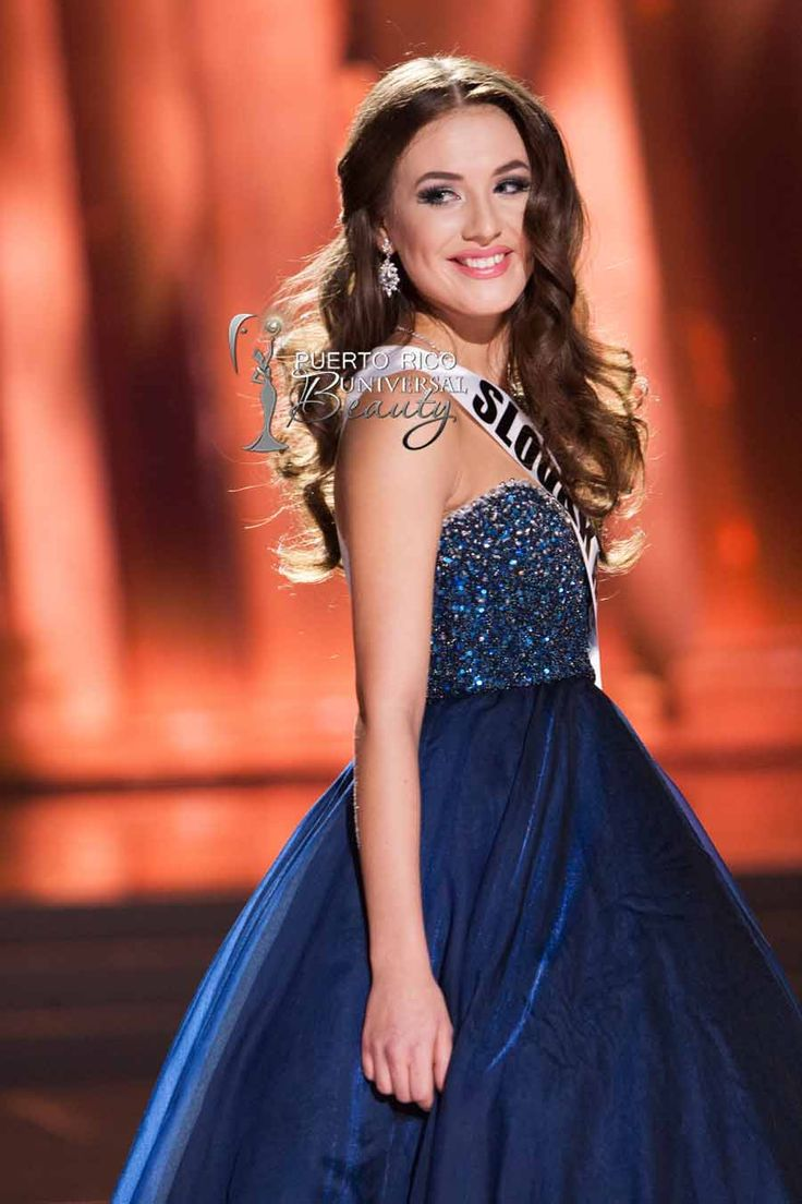 MISS UNIVERSE 2015 :: PRELIMINARY EVENING GOWN COMPETITION | Denisa Vysnovska, Miss Universe Slovak Republic 2015, competes on stage in her evening gown during The 2015 MISS UNIVERSE® Preliminary Show at Planet Hollywood Resort & Casino Wednesday, December 16, 2015. #MissUniverse2015 #MissUniverso2015 #MissSlovakRepublic #MissEslovaquia #DenisaVysnovska #PreliminaryCompetition #EveningGown #LasVegas #Nevada