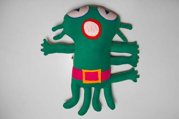 alien/monster by alesia , via Behance