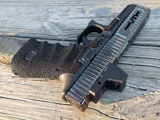 We're a custom shop located in Madison, WI. (07FFL/02SOT) High-End Guns, Accessories, Coatings, & NFA. Slip 2000 Gun Care. SALES@WORKSARMAMENT.COM