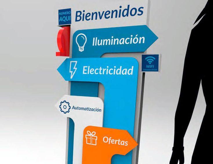 "Echa un vistazo a mi proyecto @Behance: ""Totem señalizador Electropar"" https://www.behance.net/gallery/31924663/Totem-senalizador-Electropar"