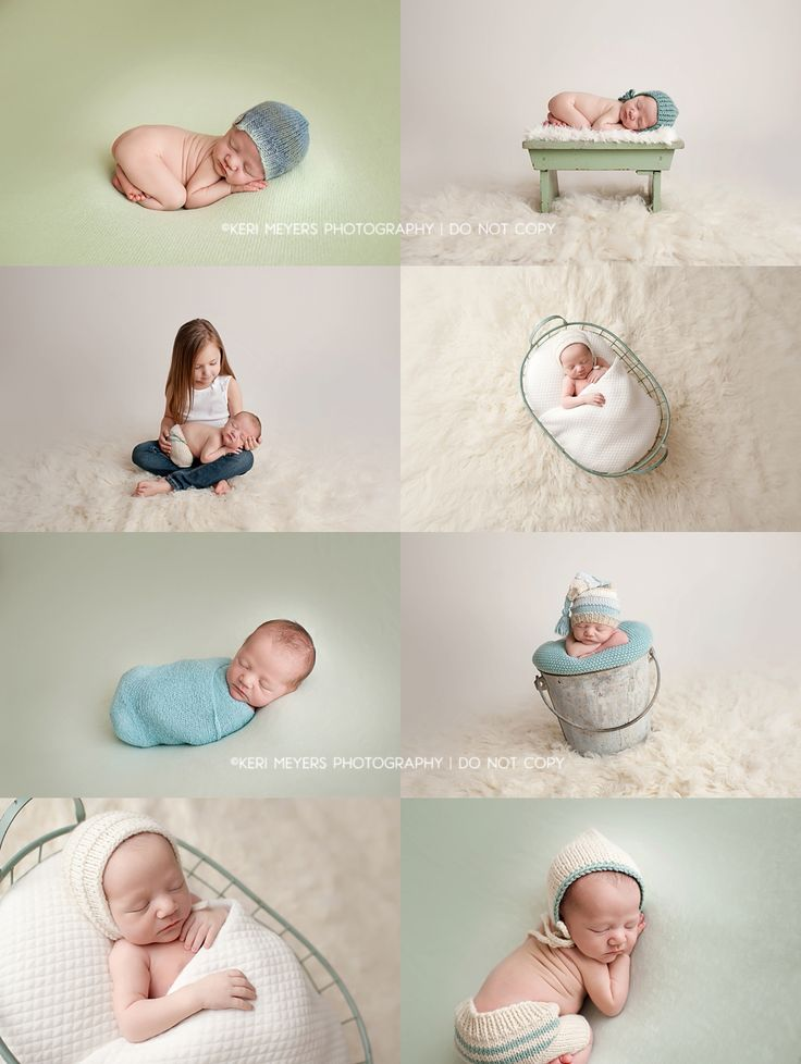 Newborn Poses Pinterest