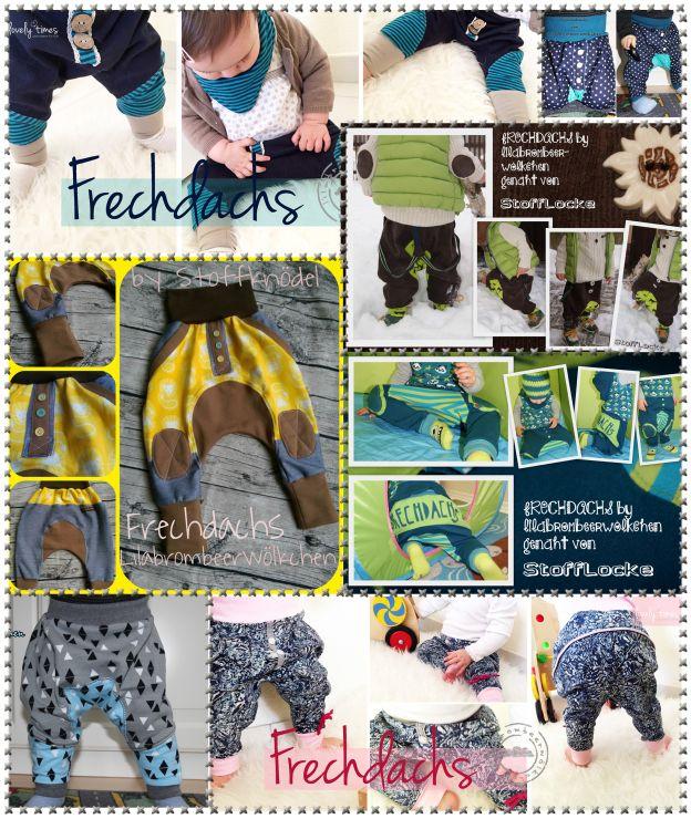free pattern - Freebook auf Deutsch