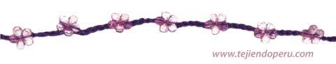 Cómo incluir cuentas o abalorios en el tejido a crochet