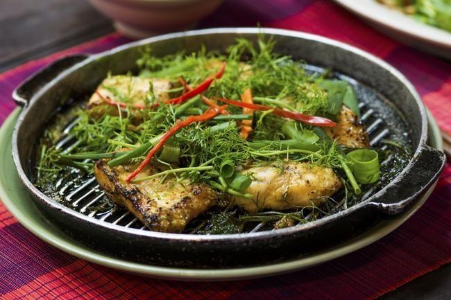 Fisk med dill – Chả Cá Lã Vọng