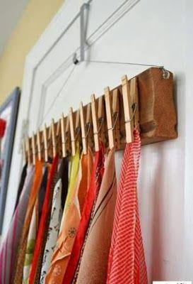 15 Ideas Creativas para Organizar el Hogar