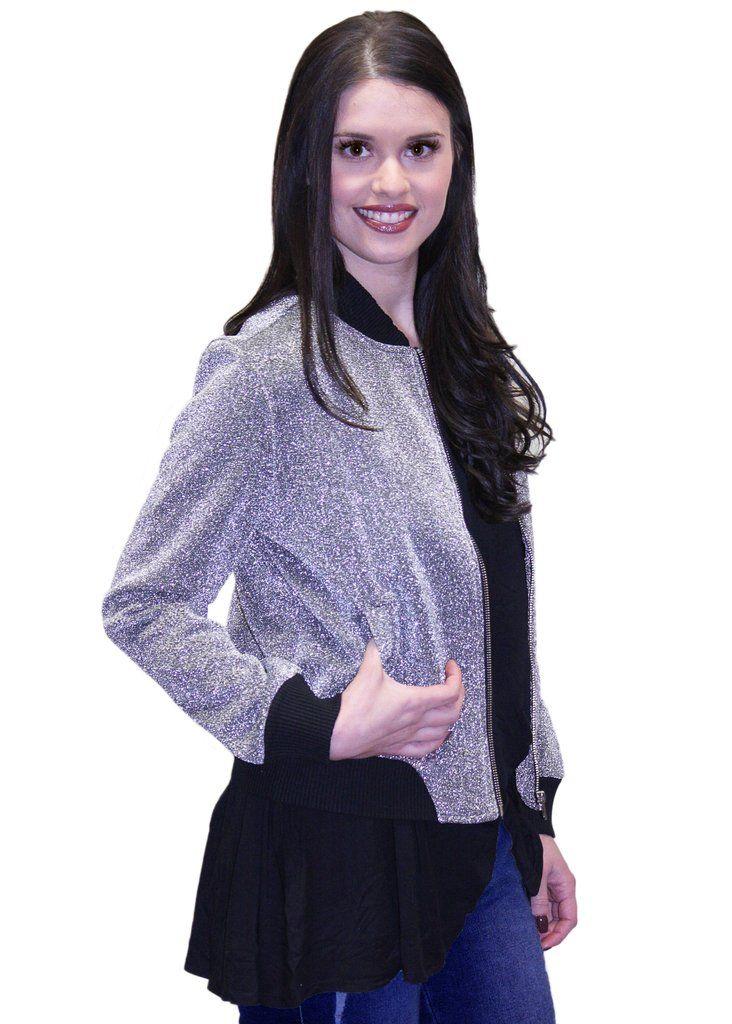 BB Dakota Briarlyn Bomber Jacket