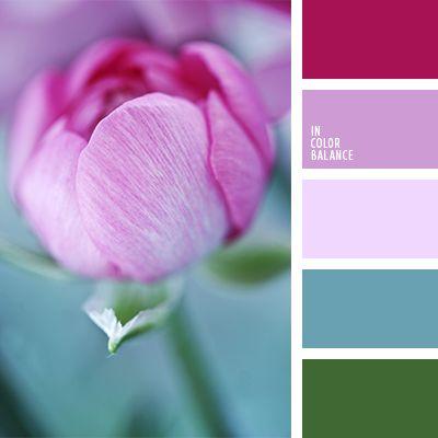 Цветовая палитра №1279