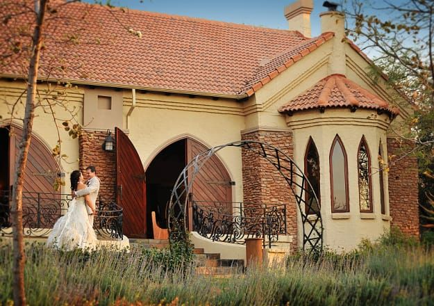 Isiphiwo Boutique Hotel And Spa in Pretoria is the perfect spot for a dream wedding!
