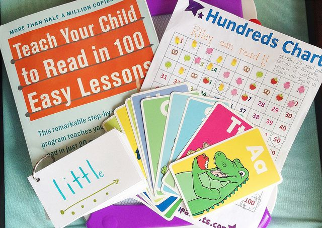 TEACH YOUR CHILD TO READ IN 100 EASY LESSONS - AN UPDATE ON OUR PROGRESS