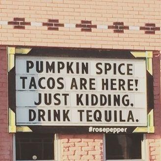 pumpkin spice meme 008 pumpkin spice tacos