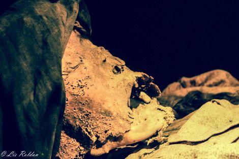 Museo de las Momias de Guanajuato, México, rostro (2)