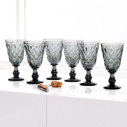 Weinglas Indore, 6er-Set