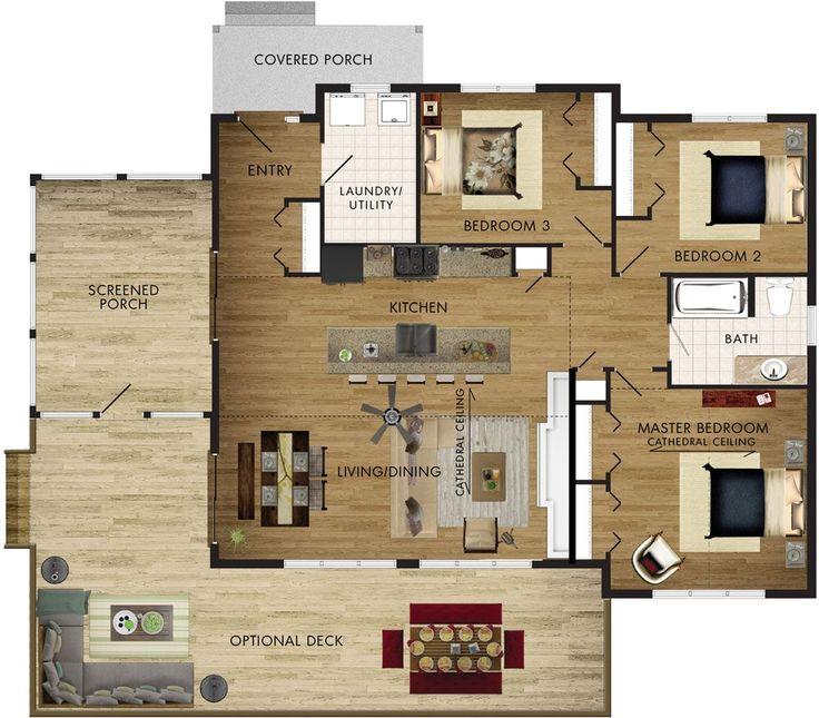 Interesting Floor Plans 154 best house plans images on pinterest | house floor plans