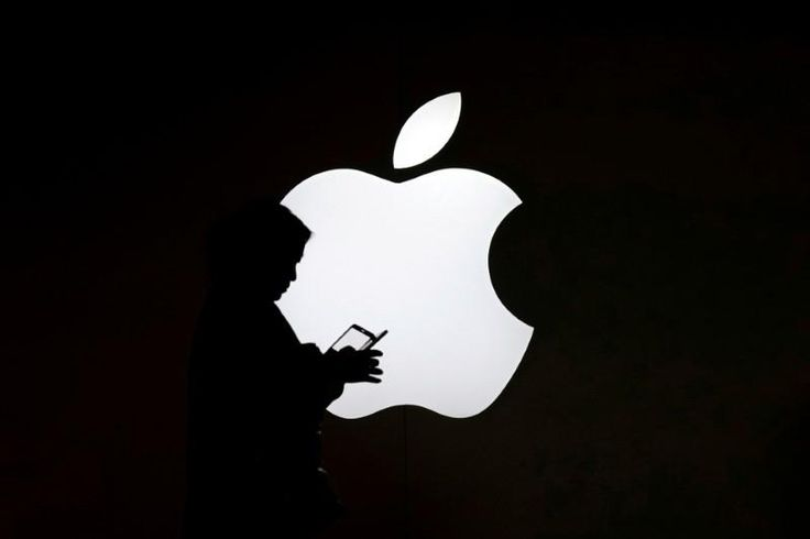#APPLE #shares flirt with #correction territory...