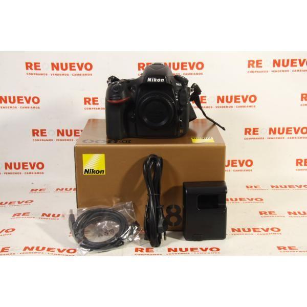 Cámara Digital Réflex NIKON D800 E267004 de segunda mano