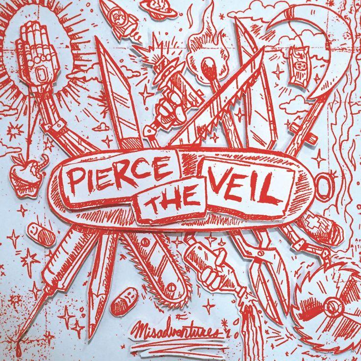 Pierce The Veil new album Misadventures May 13th 2016<<<<<IT'S HERE!!!!!