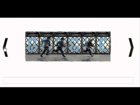 il google doodle di oggi dedicato a François Truffaut