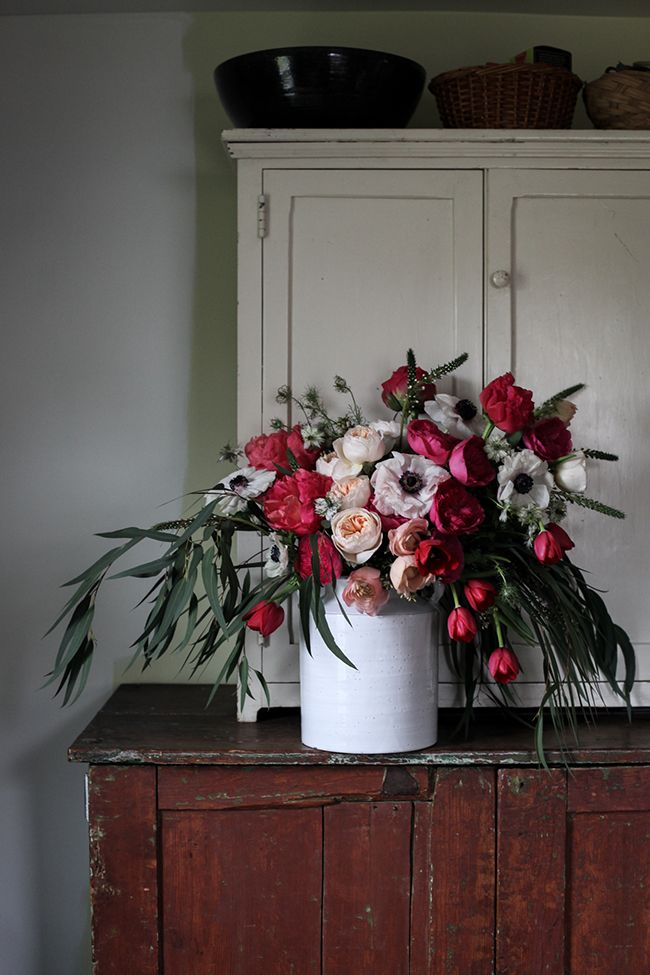 a daily something: Florals | Spring Blooms for Anthropologie