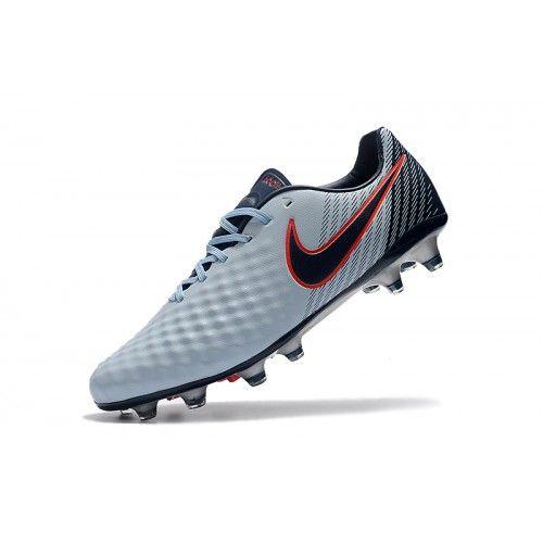 Barato Nike Magista Opus II FG Gris Botas De Futbol Online