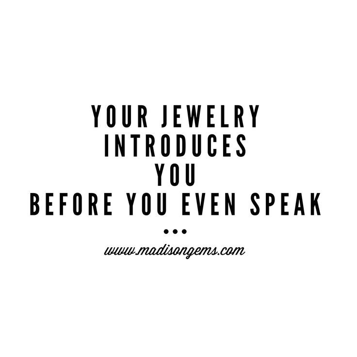 42 best Jewelry Quotes images on Pinterest  Jewelry quotes, Accessories and Jewelry