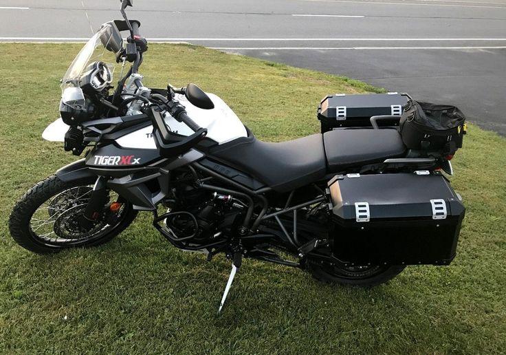 2015 Triumph TIGER 800 XCX Price And Modification Picture