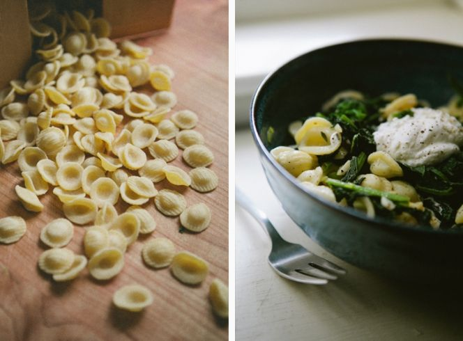 Pasta with Broccoli Rabe and Lemon Ricotta - A Thought For Food @Brian ...