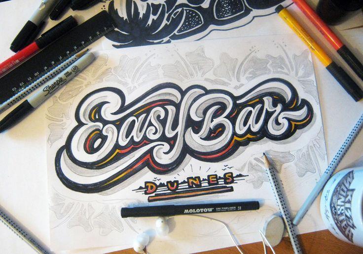 Easybar by Kirill Richert