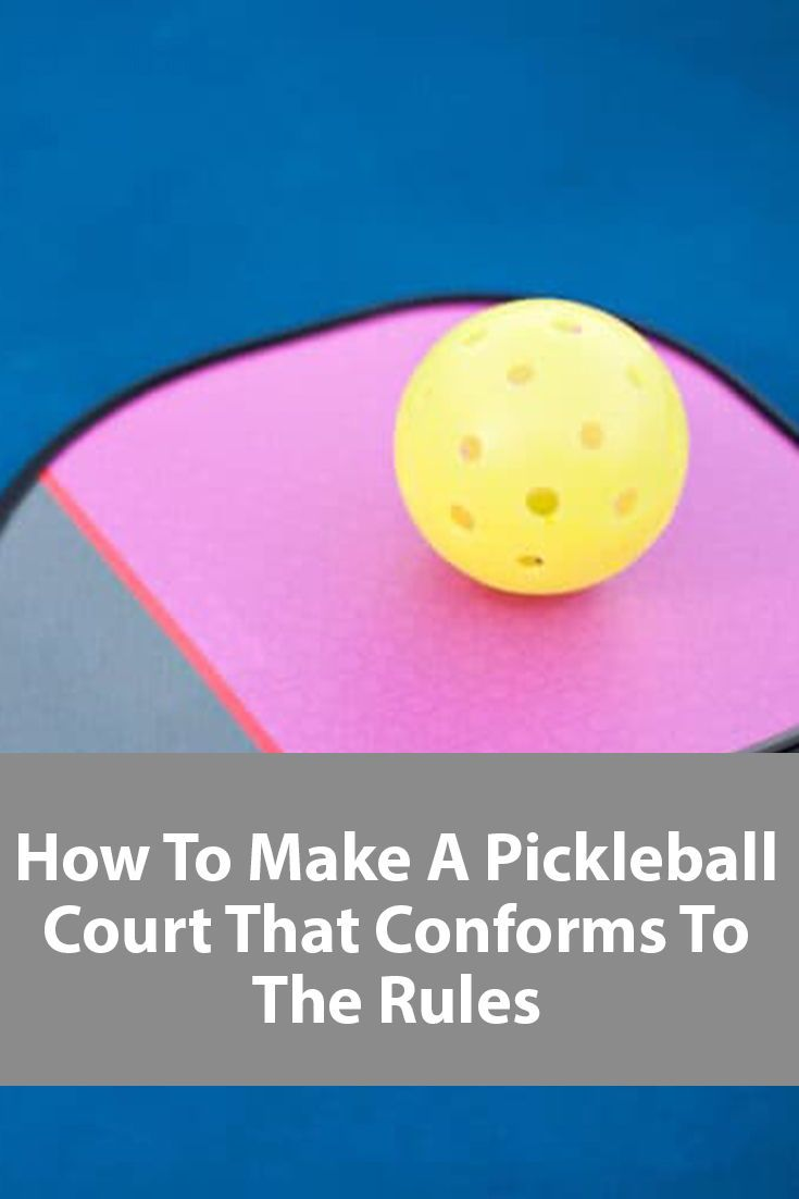 How to Build a Backyard Pickleball Court in a Few Steps