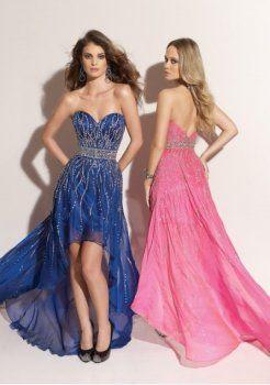 colonne sweetheart décolleté bustier sexy robes de bal 2312