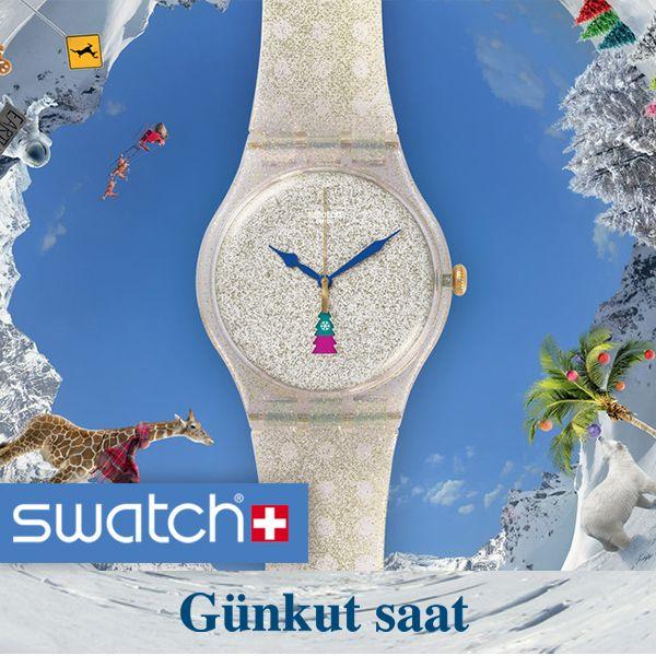 Yeni yılın getireceği sürprizler, Holiday Twist(SUOZ709S)'in renk değiştiren tarih penceresiyle her gün yanında! Türkiye'de yalnızca 150 adet bulunan bu harika modeli kaçırma!  http://www.gunkutsaat.com/pinfo.asp?pid=47927