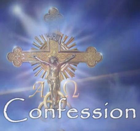 Sacrament of Penance reflection video