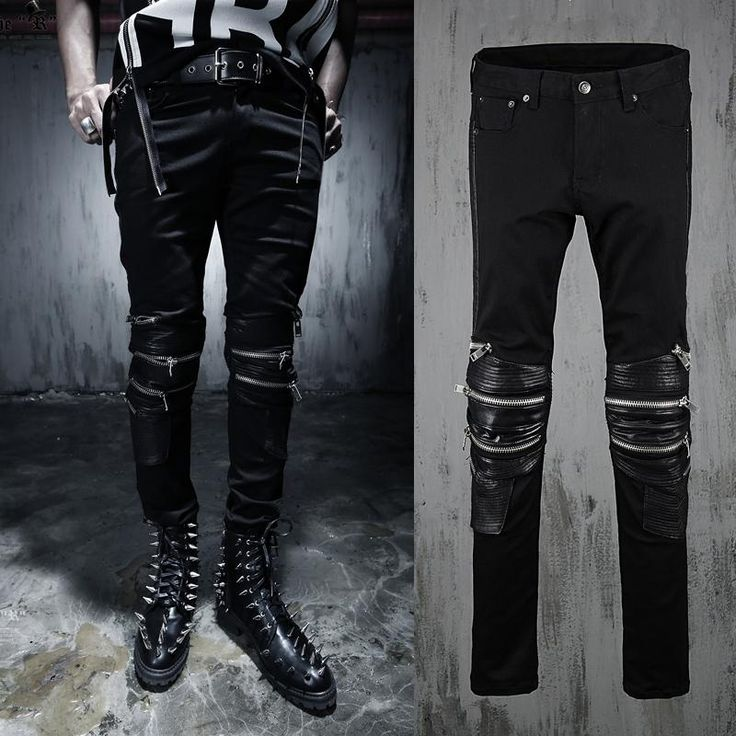 17 best ideas about mens leather pants on pinterest black leather pants skinny pants and faux. Black Bedroom Furniture Sets. Home Design Ideas