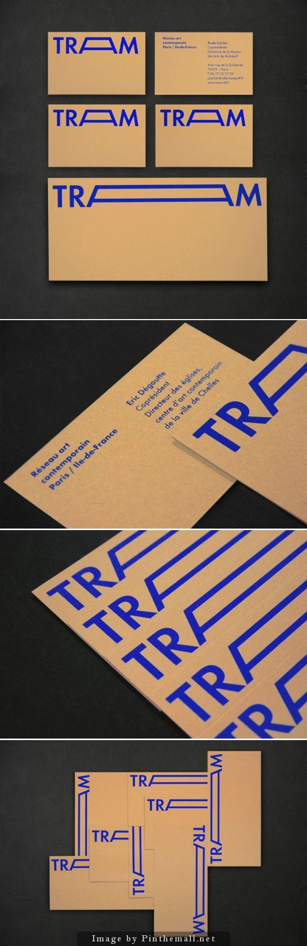 Tram - Contemporary Art - Paris | Atelier Muesli