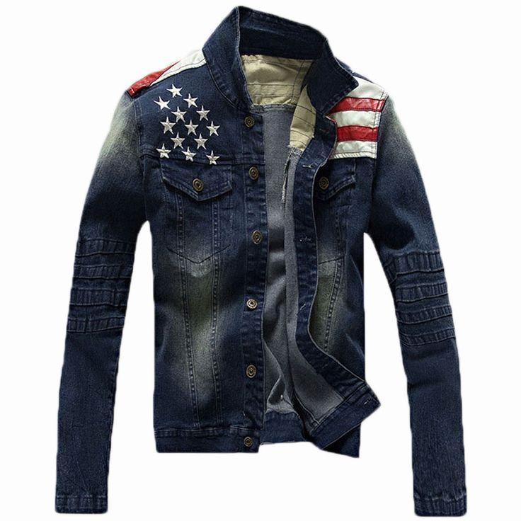 1000  ideas about Men&39s Denim Jackets on Pinterest | Denim jacket