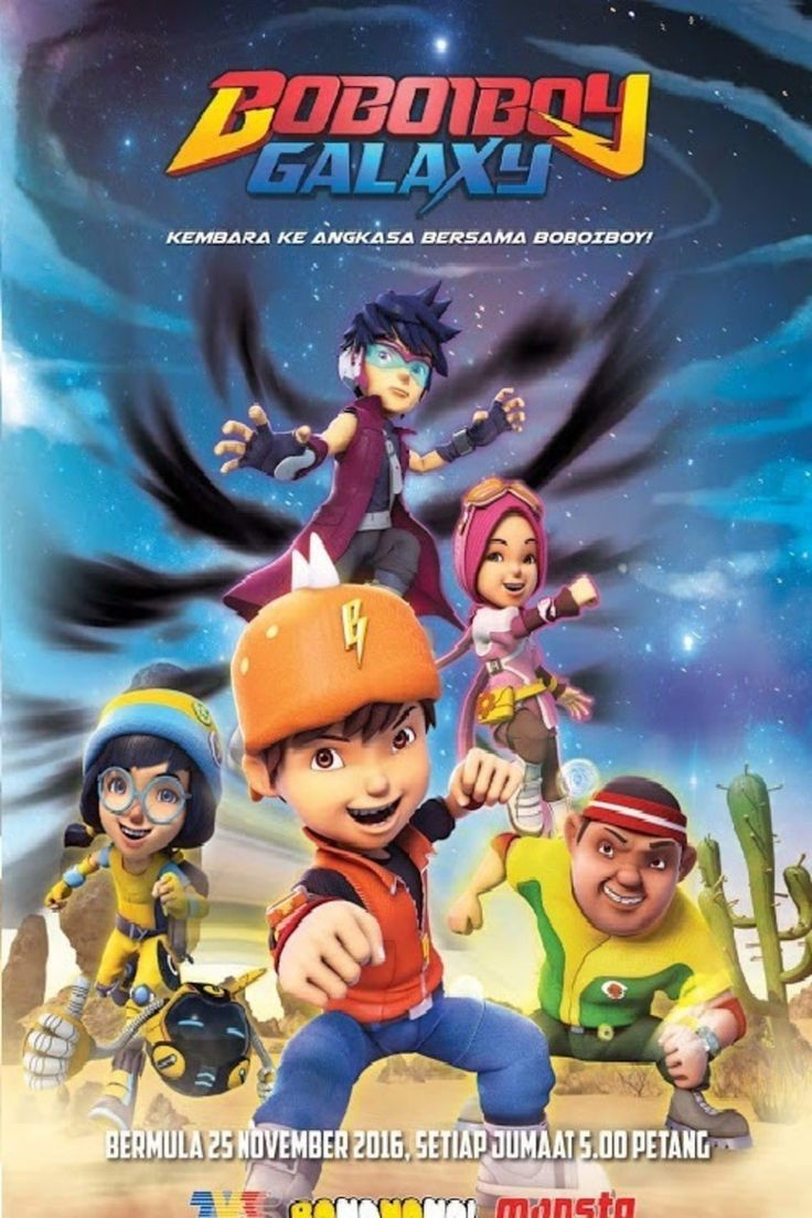 Image result for boboiboy Kartun, Animasi, Film baru