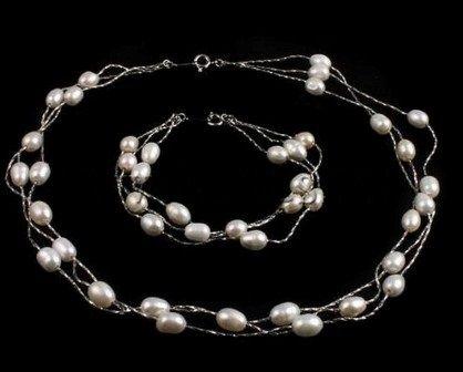 Bijoux en perle