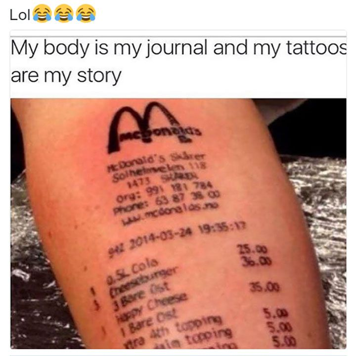 25 Best Ideas About Tattoo Memes On Pinterest: Best 25+ Funny Captions Ideas On Pinterest